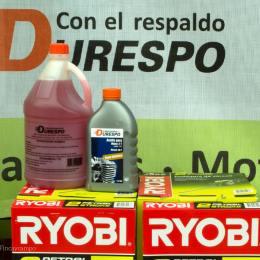 Tips para realizar la mezcla adecuada de combustible para motores de dos tiempos