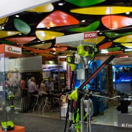 Ryobi muestra sus novedades en Expocamacol 2014