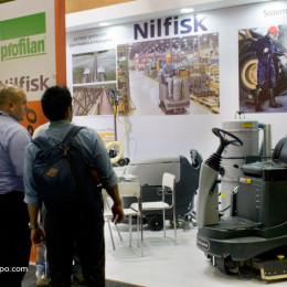 Nilfisk Advance presenta sus soluciones de limpieza en Expocamacol 2014